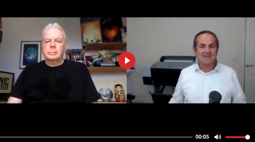 David Icke The Control System Is Coming Down Interview With Jason Liosatos
