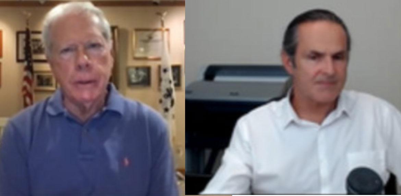 Mass Vaccination Murder for Profit and Digital Slavery? Paul Craig Roberts and Jason Liosatos