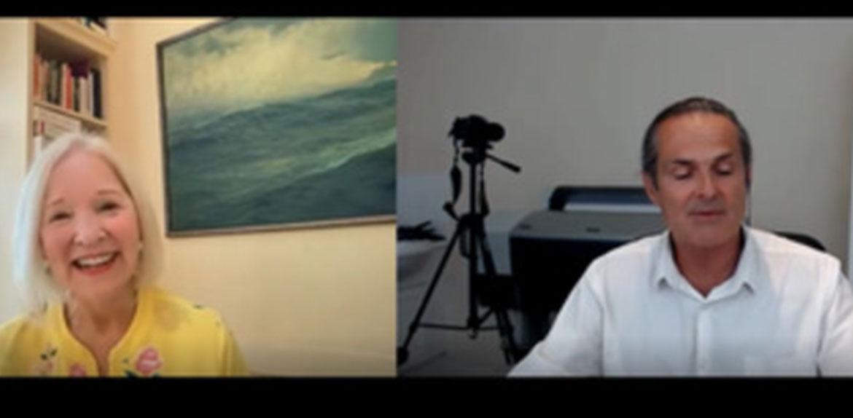Dr Christiane Northrup Birthing New Societies Interview with Jason Liosatos