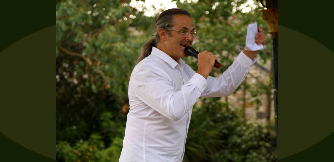 YOU ARE THE SOLUTION THE REVOLUTION OF CONSCIOUSNESS – JASON LIOSATOS TALK IN THE PARK AT PENZANCE